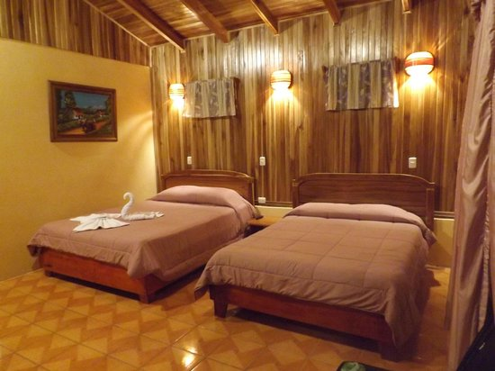 Monteverde Villa Lodge: Beds