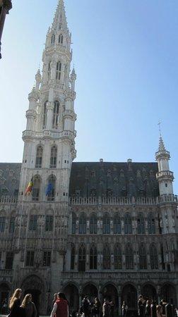 Town Hall (Hotel de Ville) : Hotel de Ville a Bruxelles.
