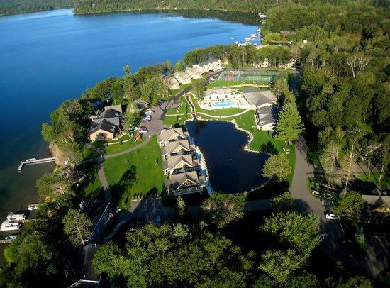 Kavanaugh's Sylvan Lake Resort : The Resort