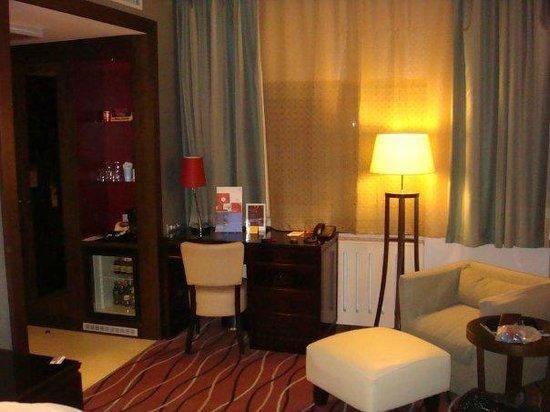 Sheraton Prague Charles Square Hotel: standard room