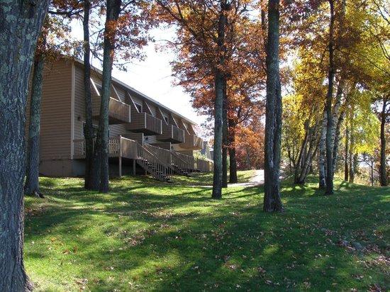 Kavanaugh's Sylvan Lake Resort : Fall at Kavanaugh's