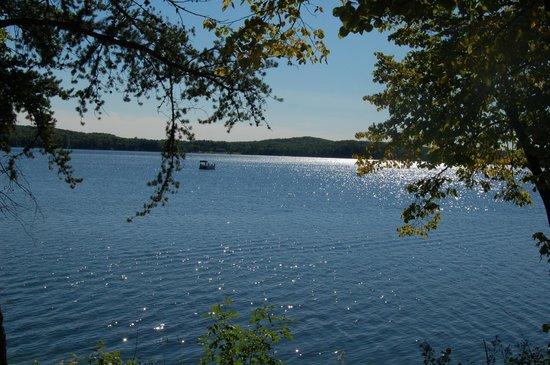 Kavanaugh's Sylvan Lake Resort : Beautiful Sylvan Lake!