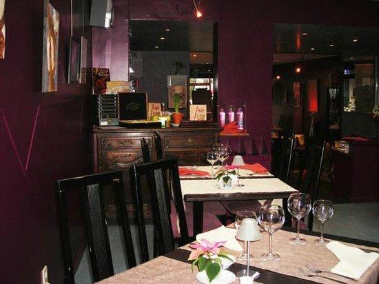 Décoration du restaurant à herstal picture of chez andre