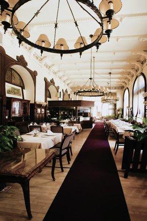 Múzeum Cafe and Restaurant : Museum Cafe & Restaurant