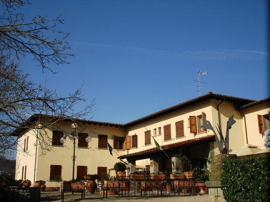 Hotel del Lago: 飯店外觀