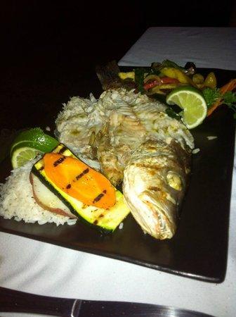 Mambo Restaurant : Snapper