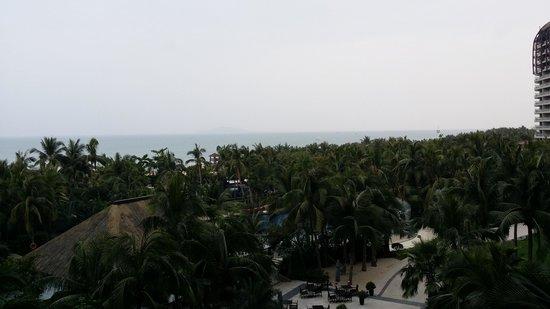 Pullman Oceanview Sanya Bay Resort & Spa : room view
