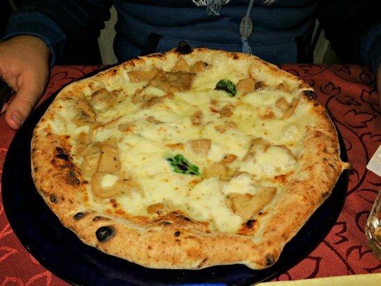 Pizzeria Starita a Materdei : Boscaiola