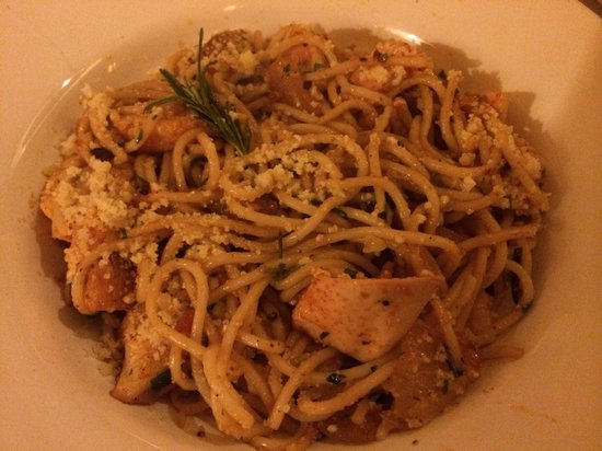 La Table by Madada : Spaghetti au homard frais, une pure merveille!