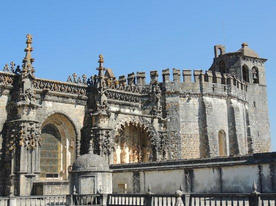 Convento da Ordem de Cristo : Detalhes que impressionam