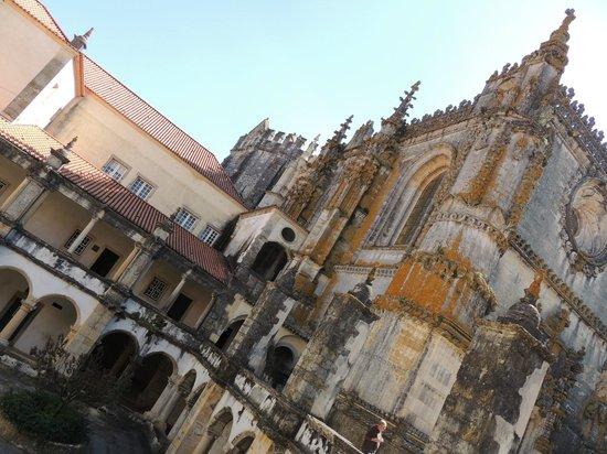 Convento da Ordem de Cristo : Impressionante