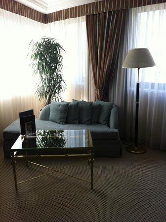Kempinski Hotel Corvinus Budapest: Junior suite