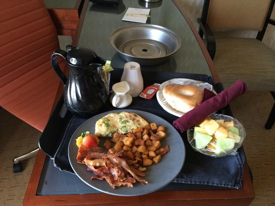 Viana Hotel & Spa : Breakfast