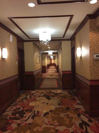 Viana Hotel & Spa, BW Premier Collection : Hallway