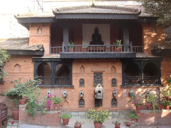 Kantipur Temple House : Just loved the architecture