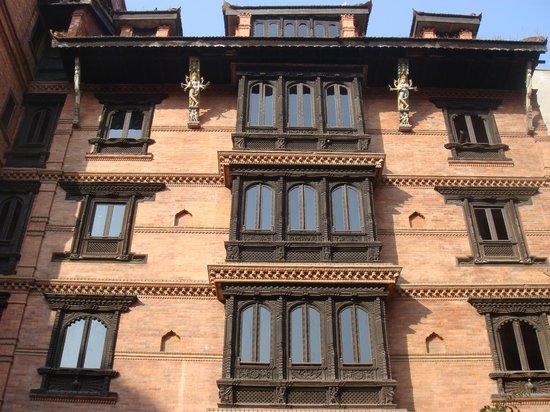 Kantipur Temple House: Hotel facade
