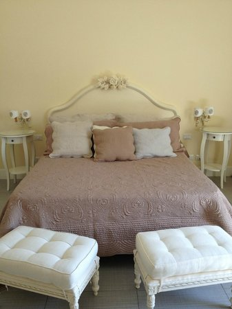 Hotel'a Sciulia : suite