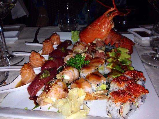 Finger's : Sushi misto