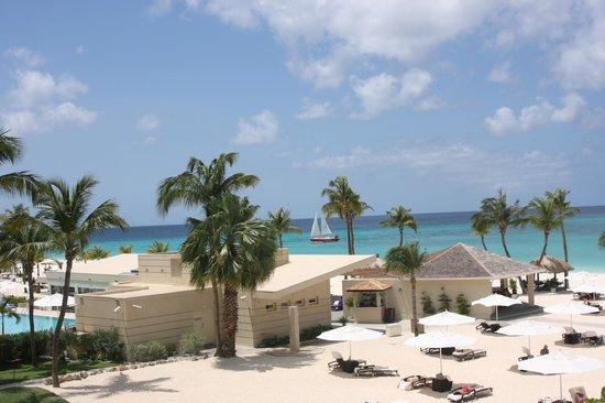 Bucuti & Tara Beach Resort Aruba: View from 3rd floor Tara