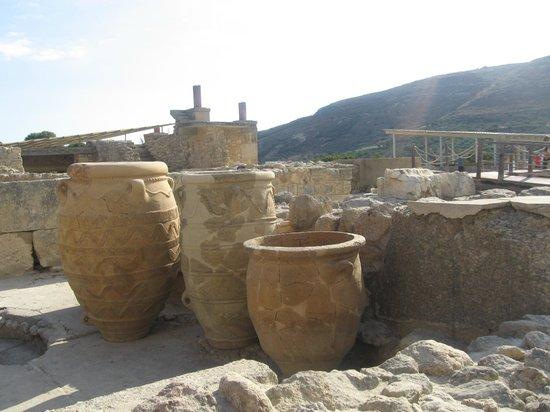 Le Palais de Cnossos : 1