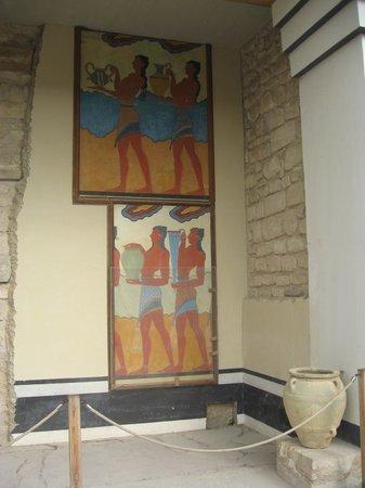 Le Palais de Cnossos : 4