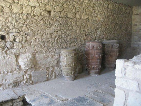 Le Palais de Cnossos : 5