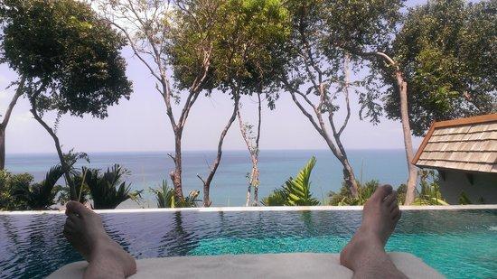 Four Seasons Resort Koh Samui Thailand : première photo des l'arrivée