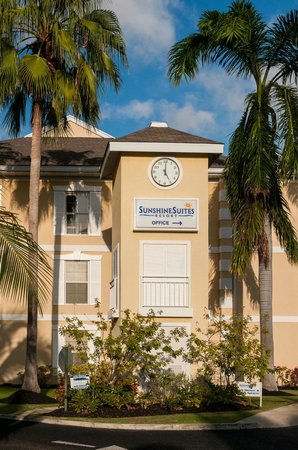 Sunshine Suites Resort: Sunshine Suites, SMB, Grand Cayman