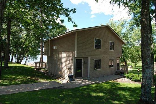 Kavanaugh's Sylvan Lake Resort : The Woods Units