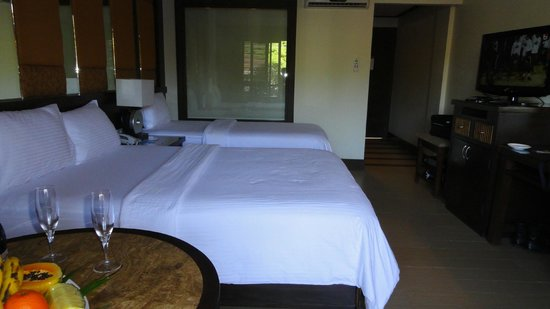 Henann Lagoon Resort: Room