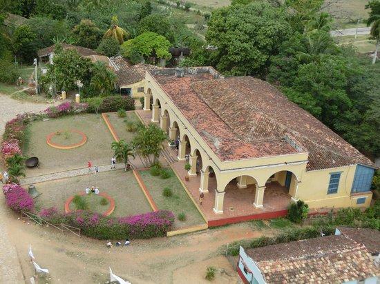 Iznaga Tower: hacienda