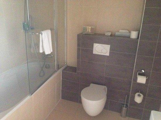 Best Western Hotel Roosevelt : ванная комната