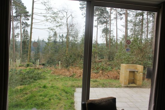 Center Parcs Longleat Forest: Lovely view