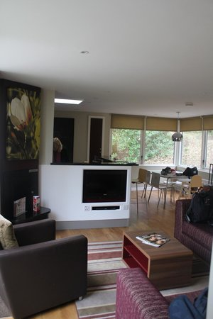 Center Parcs Longleat Forest: Comfortable living space