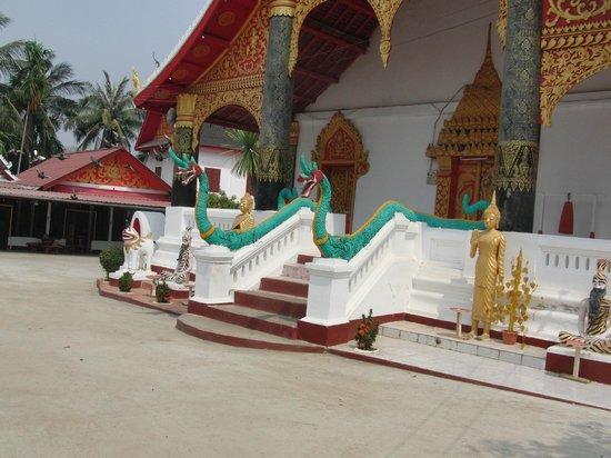 Temple at Ban Phanom