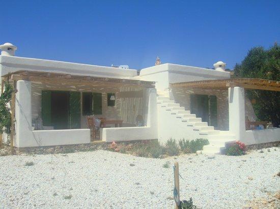 Pambelos Lodge: όψη
