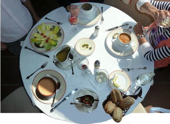Restaurante La Choza: Mains