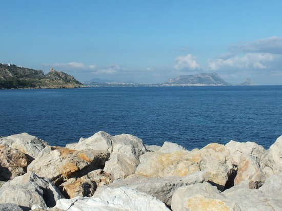 NH Palermo : View of the nortu shore