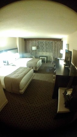 DoubleTree by Hilton Houston Hobby Airport: Room