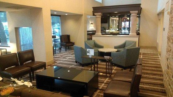 DoubleTree by Hilton Houston Hobby Airport: Lobby