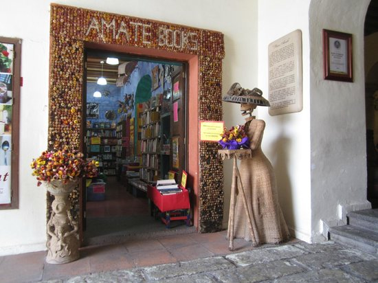 Amate Bookstore