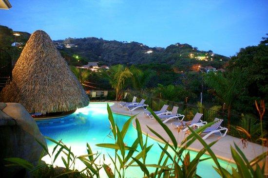 Barefoot Vacation Villas: Pool at Villa Estrella Del Mar