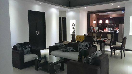 D&G Villas : living room