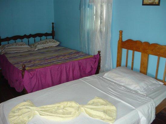 Cabinas y Restaurante La Princesa del Mar: 1-3 persons