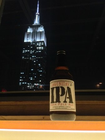 The Strand Hotel: Rooftop Bar View (good beer too!)