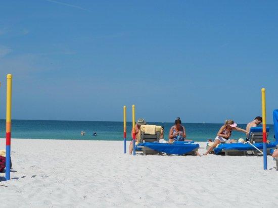 Sirata Beach Resort : the beach!