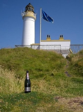 Maidens Guest House: Turnberry Light House