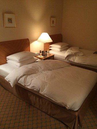 Hilton Nagoya : 部屋