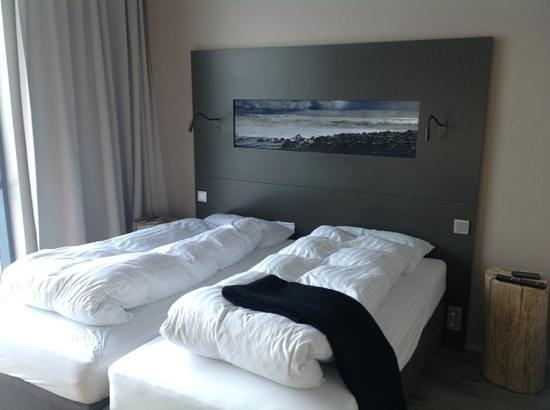 Hotel Edda - Vik i Myrdal: Beds