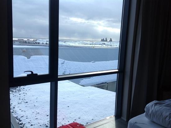 Hotel Edda - Vik i Myrdal: window
